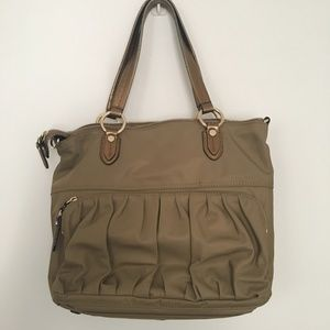 MZ Wallace Bedford Belle Bag in Ginger WT
